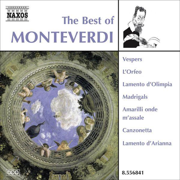 Scholars Baroque Ensemble - MONTEVERDI (THE BEST OF)