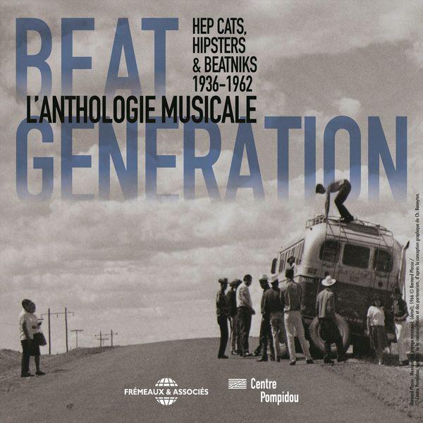 Beat-Generation-[Anthologie]-:-l'anthologie-musicale-1936-1962