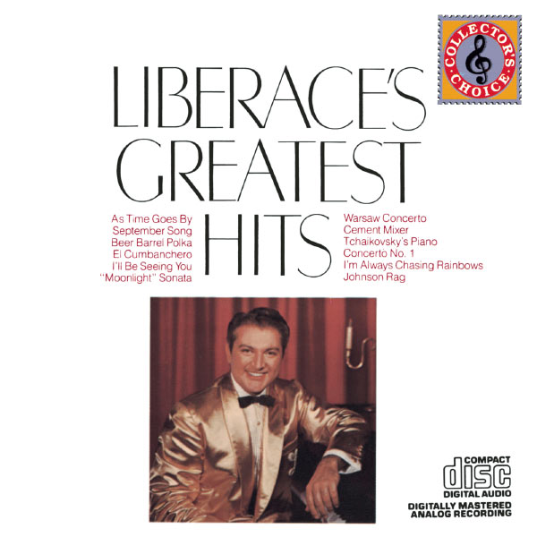 Liberace - Liberace's Greatest Hits