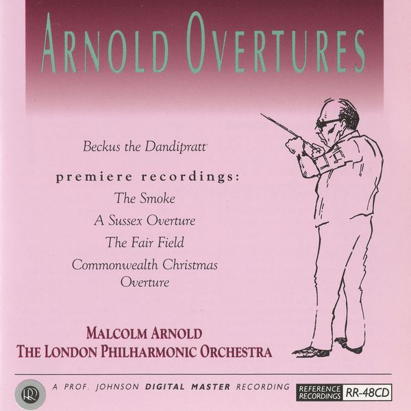 Sir Malcolm Arnold - Arnold Overtures