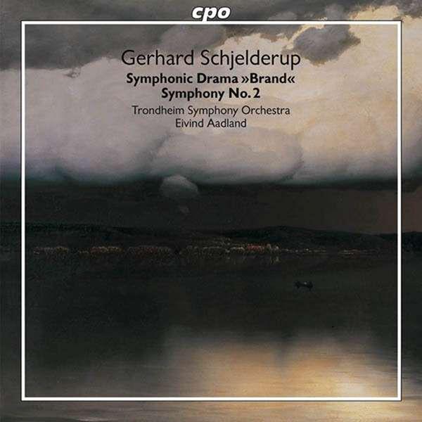 """Eivind Aadland - Schjelderup: Brand / Symphony No. 2, """"To Norway"""""""