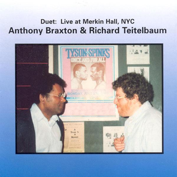 Richard Teitelbaum - Braxton: Duet - Live at Merkin Hall 1994