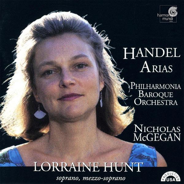 Lorraine Hunt Lieberson - Handel: Arias