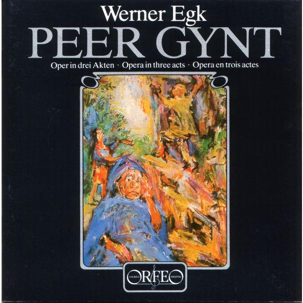 Münchner Rundfunkorchester - Egk: Peer Gynt