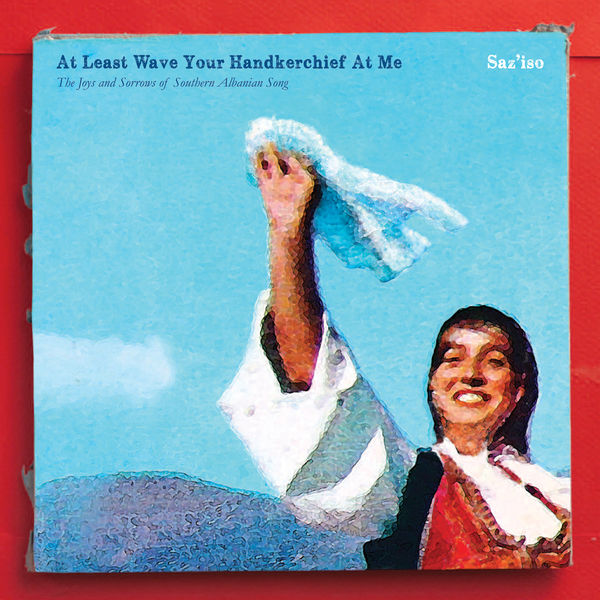 Saz'iso - At Least Wave Your Handkerchief at Me