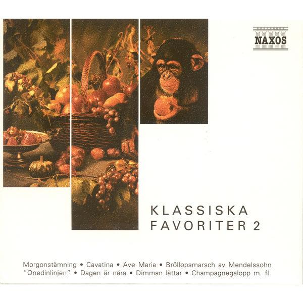 BBC Scottish Symphony Orchestra - Klassiska Favoriter, Vol. 2