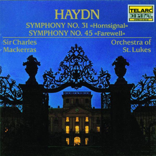 Charles Mackerras - Haydn: Symphonies No. 31 & No. 45