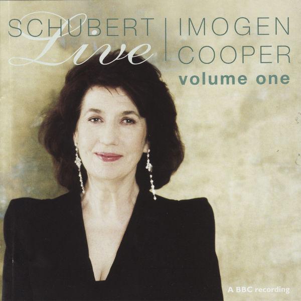 Imogen Cooper - Schubert: Live - Volume 1