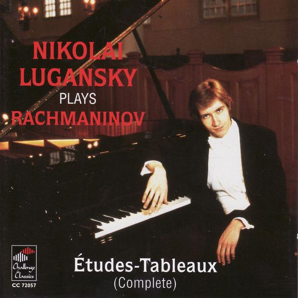 Serge Rachmaninoff - Rachmaninoff: Études-Tableaux, Op. 33 & Op. 39