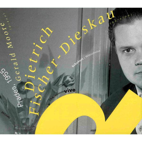 Dietrich Fischer-Dieskau - Franz Schubert : Winterreise (Prades 1955)