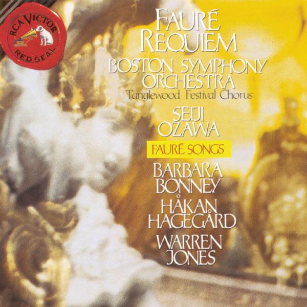 Seiji Ozawa - Fauré Requiem