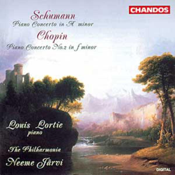 Louis Lortie - Concertos pour piano & orchestre