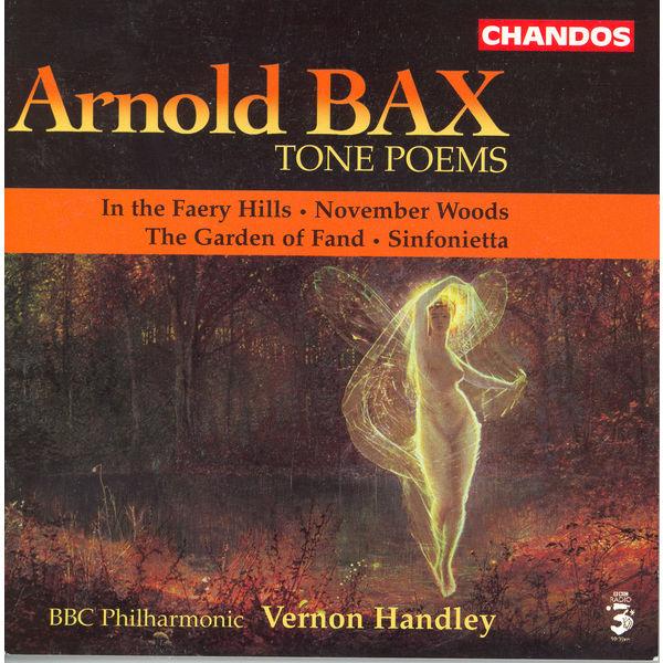 Vernon Handley - Poèmes symphoniques (Volume 1)