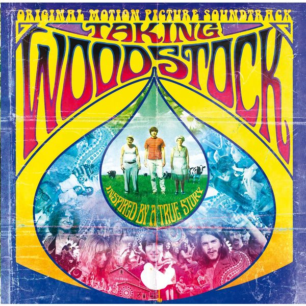 Various Artists - Taking Woodstock [Original Motion Picture Soundtrack]