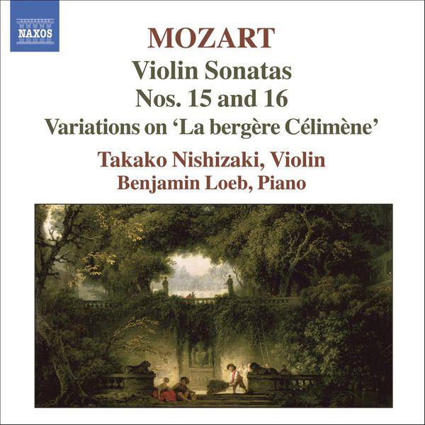 Takako Nishizaki - Violin Sonatas, Vol. 5