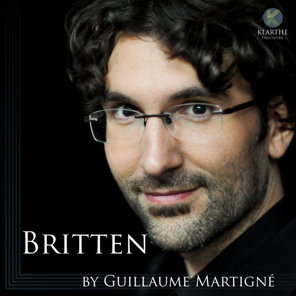 Guillaume Martigné - Britten : Cello Suites