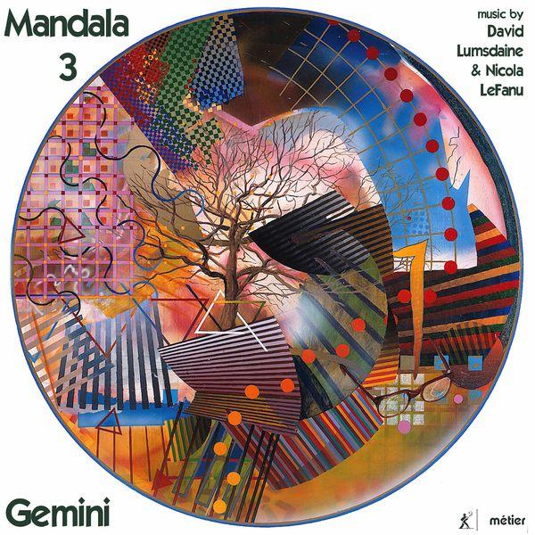 Gemini - Mandala 3