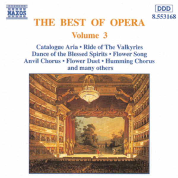 Budapest Failoni Chamber Orchestra - Best Of Opera, Vol. 3