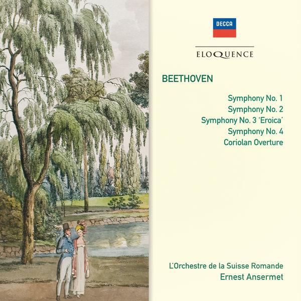 Various Artists - Beethoven : Symphonies 1-4 - Coriolan Overture