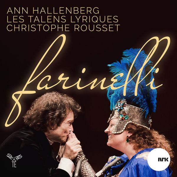 Ann Hallenberg - Farinelli (Porpora, Broschi, Leo, Hasse, Handel...)