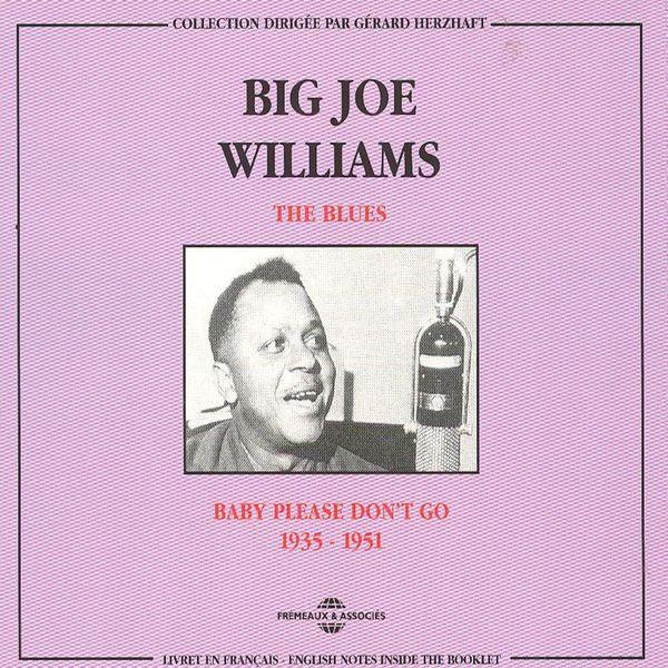 Big Joe Williams - Big Joe Williams 1935-1951: Baby Please Don't Go