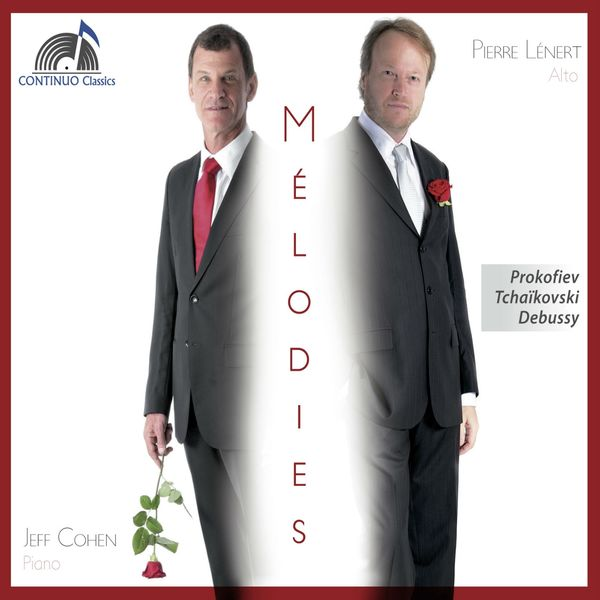 Pierre Lenert - Mélodies