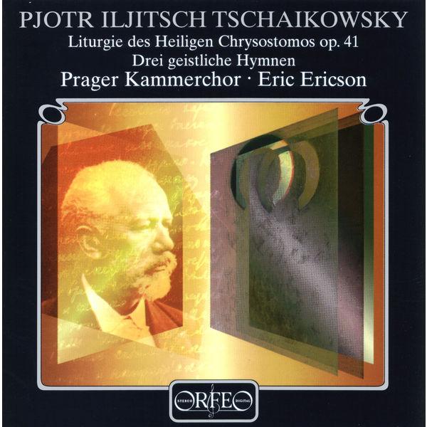 Prager Kammerchor - Tchaikovsky: Liturgy of St. John Chrysostom, Op. 41 TH 75