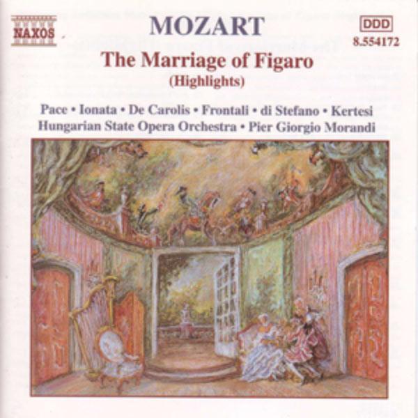 Natale de Carolis - MOZART: Marriage of Figaro (The) (Highlights)