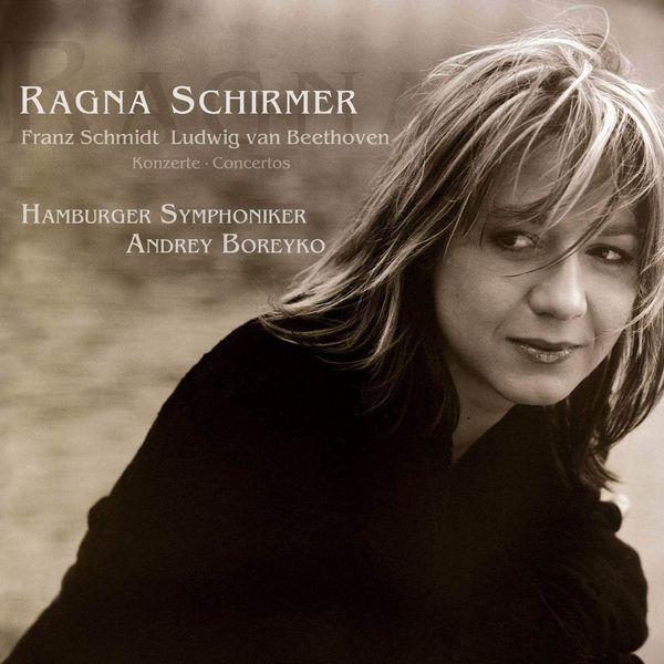 Ragna Schirmer - SCHMIDT, F.: Konzertante Variationen uber ein Thema von Beethoven / BEETHOVEN, L. van: Piano Concerto, Op. 61a (Schirmer, Hamburg Symphony, Boreyko)