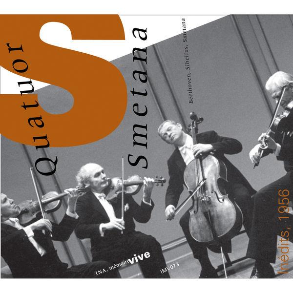 Smetana Quartet - Beethoven, Smetana & Sibelius: String Quartets