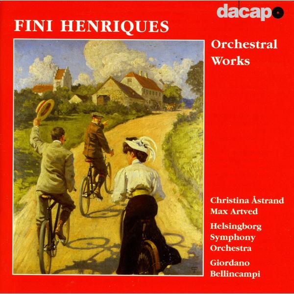 Christina Åstrand -  Orchestral Works