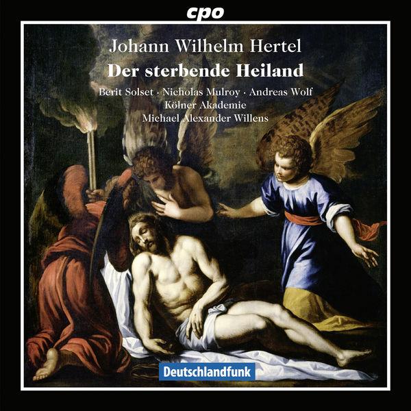 Michael Alexander Willens - Hertel: Der sterbende Heiland