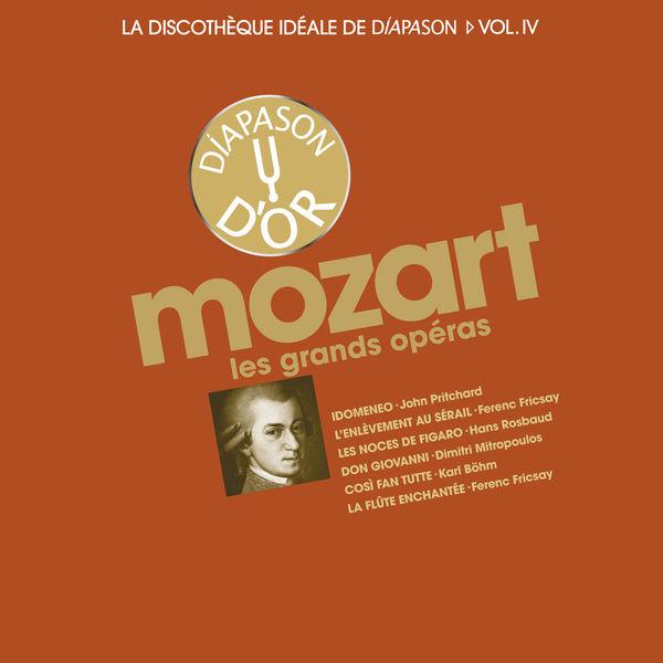 Various Artists - Mozart. La discothèque idéale de Diapason, IV