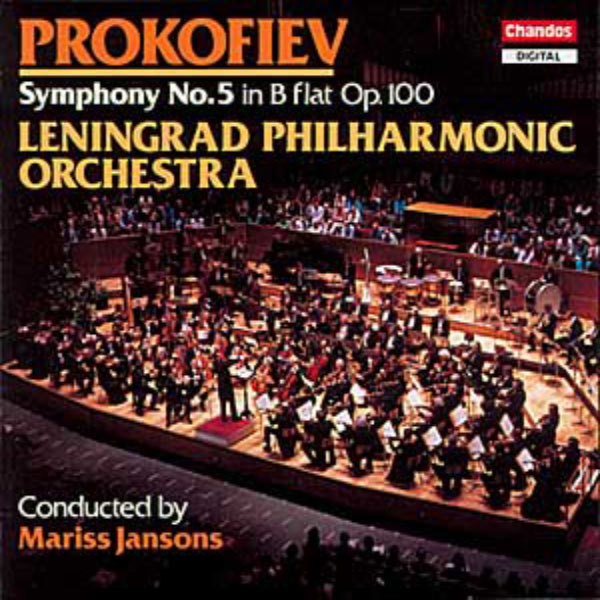 Mariss Jansons - Serge Prokofiev : Symphonie n°5