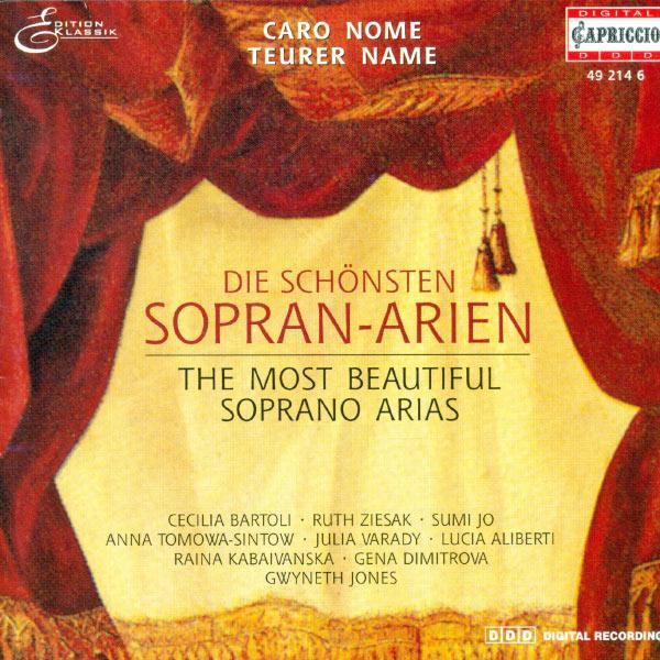 Sumi Jo - Opera Arias - Mozart, W. A. / Bellini, V. / Verdi, G. / Rossini, G. / Gounod, C. / Massenet, J. / Puccini, G. / Schmidt, F. / Wagner, R.