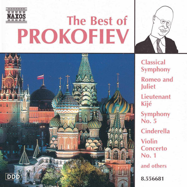 Tedi Papavrami - PROKOFIEV (THE BEST OF)