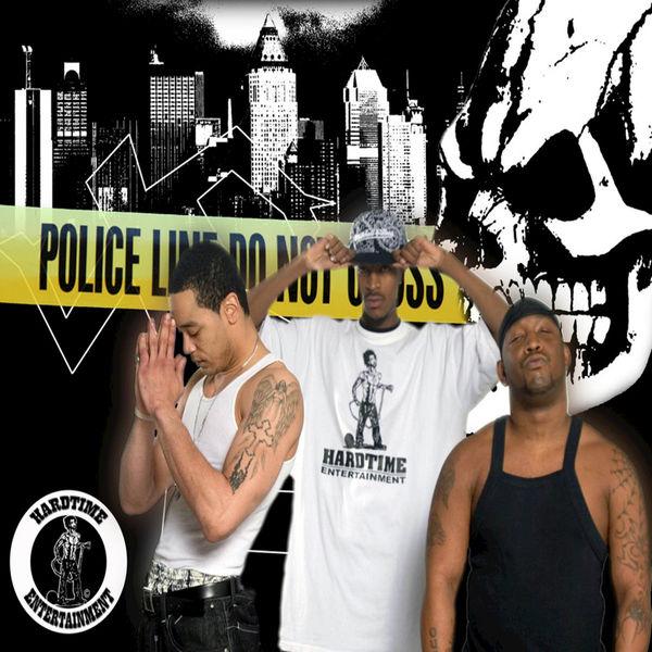 I'm Street - Single | The Hardtimerz and Hussein Fatal