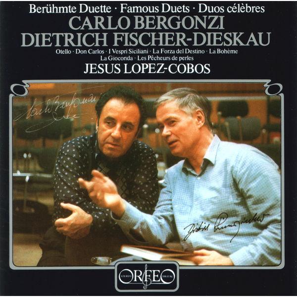 Carlo Bergonzi - Famous Duets