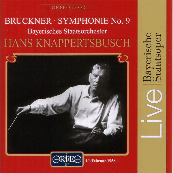 Bayerisches Staatsorchester  - Bruckner: Symphony No. 9 in D Minor, WAB 109