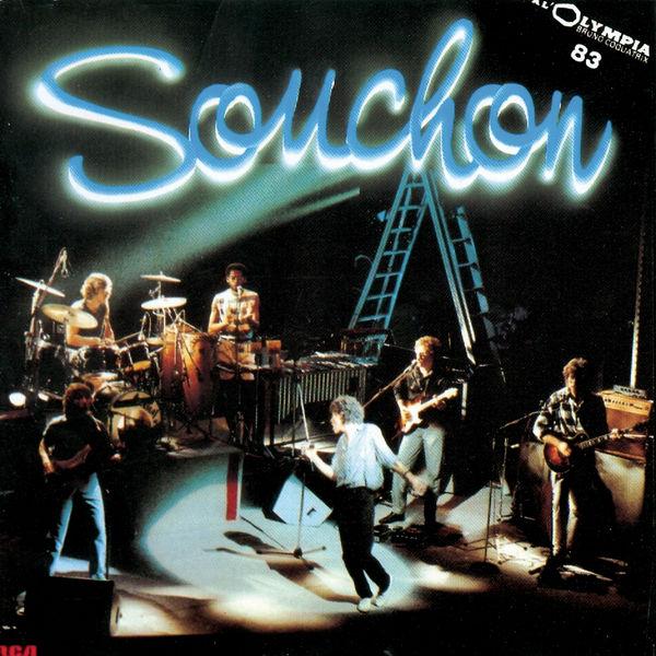 Alain Souchon - A L'olympia 83