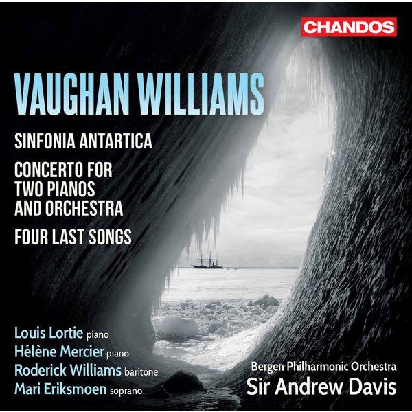 Andrew Davis - Vaughan Williams: Sinfonia antartica, 2 Pianos Concerto...
