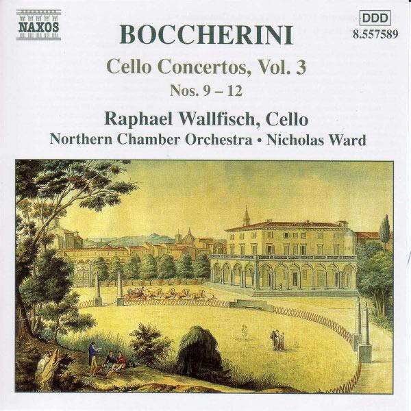 Raphael Wallfisch - Cello Concertos, Nos. 9-12