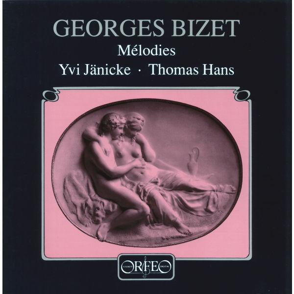Yvi Janicke - Bizet: Mélodies