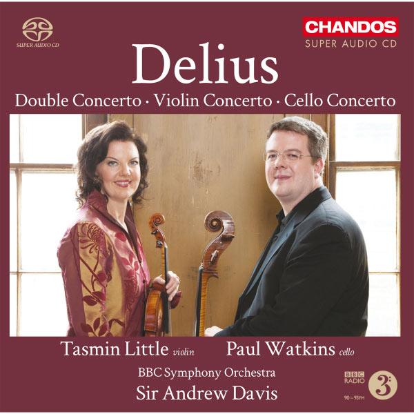 Tasmin Little - Concerto pour violon - Double Concerto - Concerto pour violoncelle