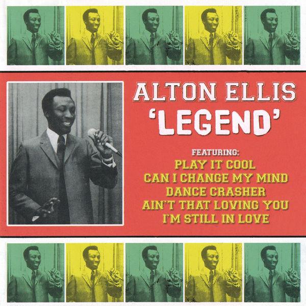 Alton Ellis - Legend