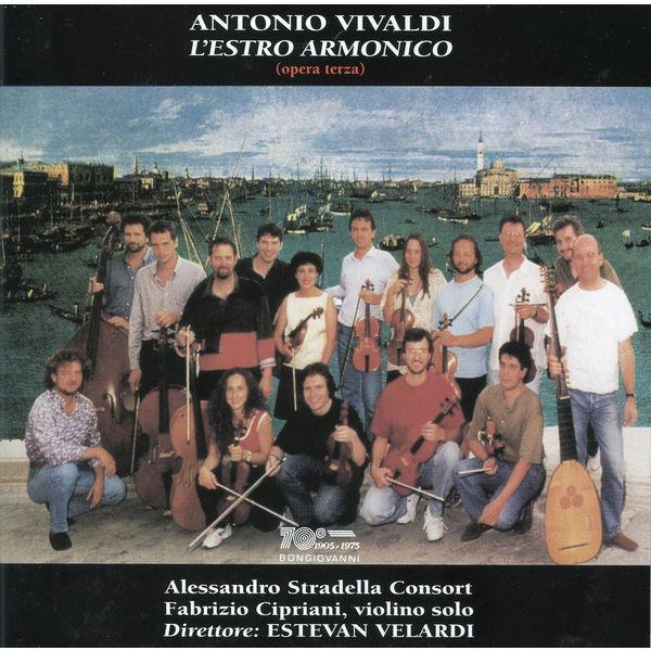 Alessandro Stradella Consort - Vivaldi: L'estro armonico