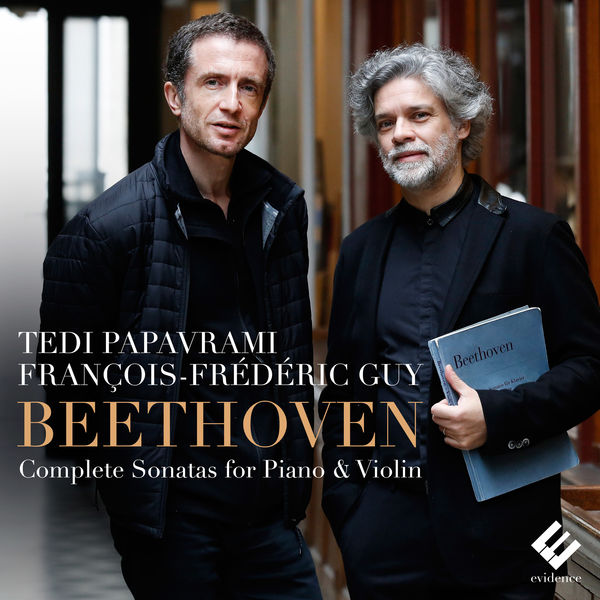 Tedi Papavrami - Beethoven: Complete Sonatas for Piano & Violin