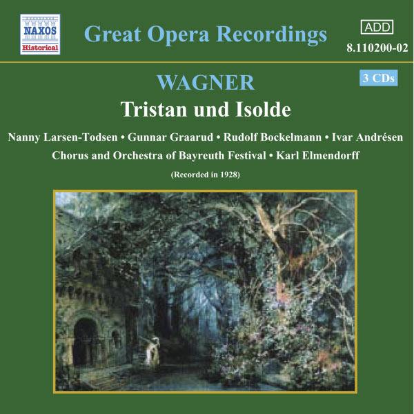 Ivar Andresen - Tristan und Isolde (Larsen-Todsen, Graarud) (1928)