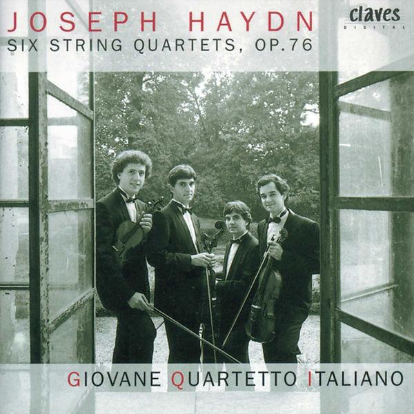 "Nuovo (Giovane) Quartetto Italiano - J. Haydn : Six String Quartets, Op. 76 ""Erdödy Quartets"""