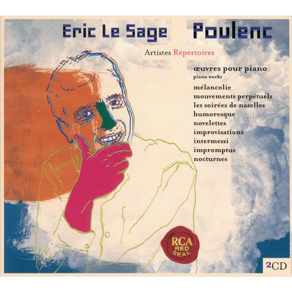 Eric Le Sage - Francis Poulenc : Solo Piano Music